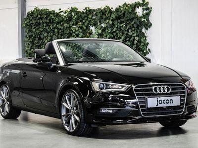brugt Audi A3 Cabriolet 1,4 TFSi 150 Ambition 2d