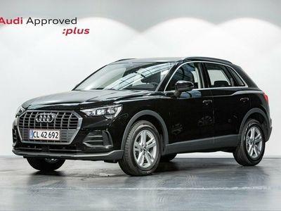 brugt Audi Q3 35 TDi S-tr.
