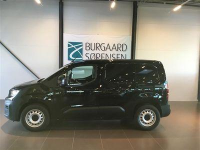 brugt Peugeot Partner L1 V2 1,5 BlueHDi GRIP PRO 100HK Van