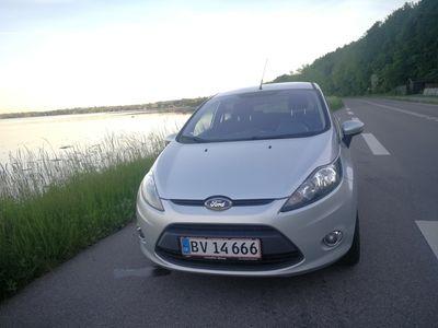 brugt Ford Fiesta 1.6 TDCi (95 HK) Hatchback, 5 dørs