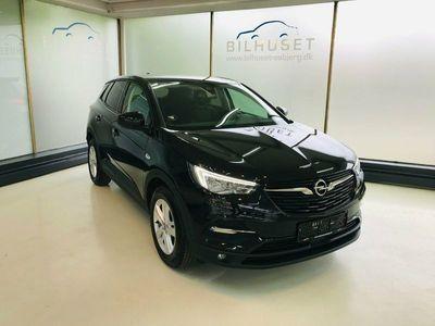 brugt Opel Grandland X 1,2 T 130 Enjoy