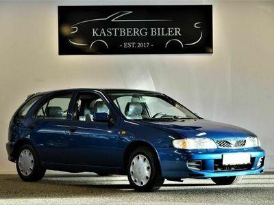 brugt Nissan Almera 1,4 GX
