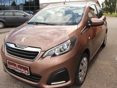 brugt Peugeot 108 e-VTi 69 Active TOP!