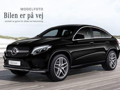 brugt Mercedes GLE350 d 3,0 AMG Line Coupé aut. 4-M