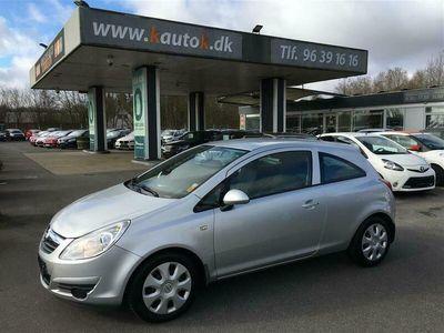 brugt Opel Corsa 1,4 Twinport Enjoy 90HK 3d