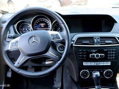 gebraucht Mercedes C220 2,1 Bluetec 170HK 6g