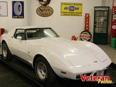 brugt Chevrolet Corvette 1977