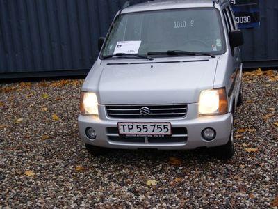 brugt Suzuki Wagon R+ 1,2 L