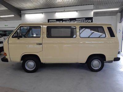 brugt VW Transporter 1,6 TD 50HK