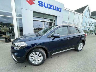 brugt Suzuki SX4 S-Cross 1,4 Boosterjet Mild hybrid Active Hybrid 129HK 5d 6g