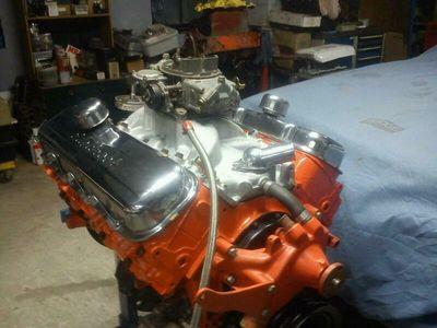 brugt Chevrolet El Camino 7,0 V8