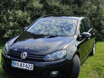 brugt VW Golf VI 1,6 TDI AUT.