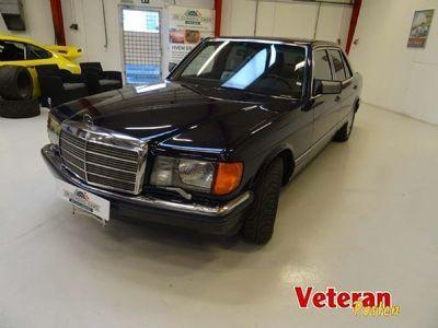brugt Mercedes 560 SEL (W126)