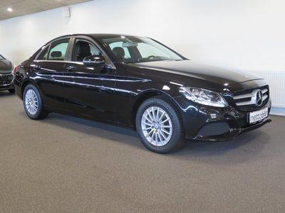 brugt Mercedes C220 d