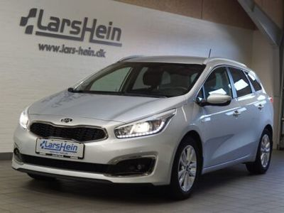 brugt Kia cee'd CRDi 136 Attraction SW DCT