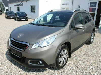 brugt Peugeot 2008 1,6 e-HDi 92 Motion+