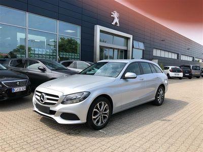 brugt Mercedes C220 T 2,1 Bluetec 170HK Stc 6g