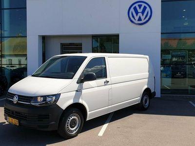 brugt VW Transporter 2,0 TDi 150 Kassevogn DSG lang