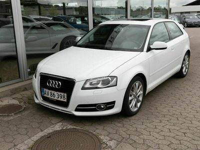 brugt Audi A3 2,0 TDi 140 Ambition