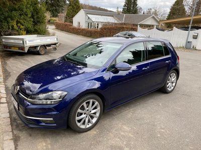brugt VW Golf VII 1,5 TSi 150 Highline DSG 5d