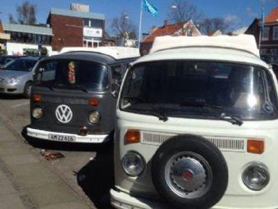 usata VW T2 bus Camper Penthause tag op