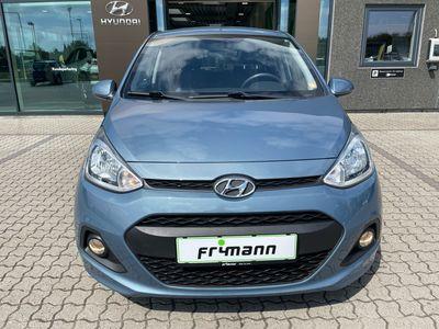 brugt Hyundai i10 1,0 Go Clima ECO 66HK 5d A+