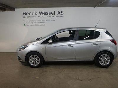 brugt Opel Corsa 1,4 ECOTEC Impress 90HK 5d A+
