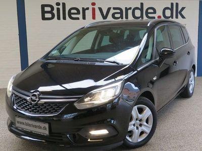 brugt Opel Zafira Tourer 1,6 CDTi 134 Enjoy