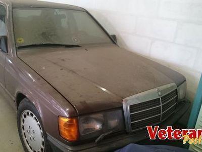 brugt Mercedes 190 Mercedes-Benz 190 E