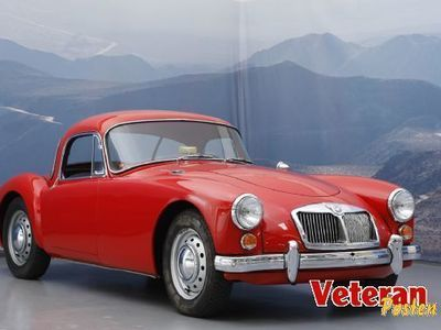 brugt MG A 1,6 Coupe