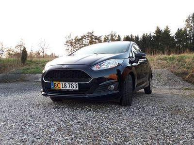brugt Ford Fiesta 1,5 TDCi (95 HK) Van Forhjulstræk Manuel