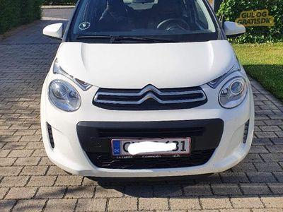 brugt Citroën C1 1.0 VTI SportLine 5d
