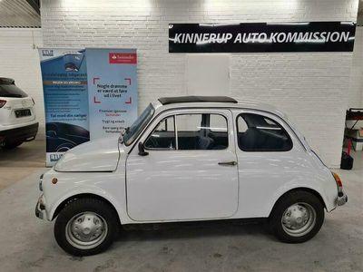 brugt Fiat 500 0,5 D 18HK 2d