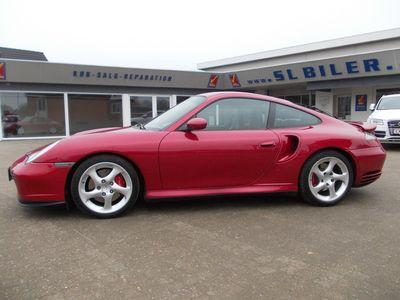 brugt Porsche 996 Turbo