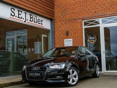 brugt Audi A3 1,4 TFSi Ambition 150HK 3d