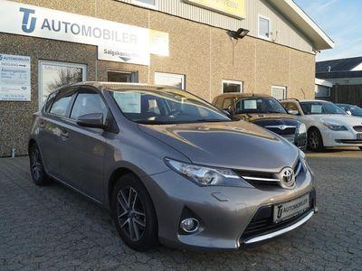 brugt Toyota Auris 2,0 D-4D T3