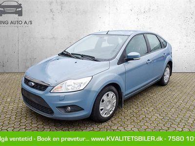 brugt Ford Focus 1,6 TDCi Trend 90HK 5d - Personbil - lysblåmetal