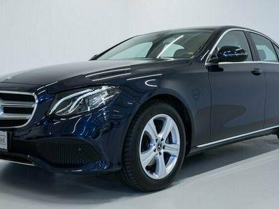 brugt Mercedes E220 Avantgarde aut. 2017