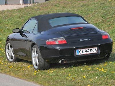 gebraucht Porsche 911 Carrera Cabriolet 3,4 300HK 6g