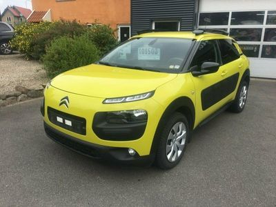 used Citroën C4 Cactus 1,6 e-HDi 92 Feel ETG6
