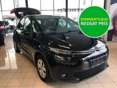 brugt Citroën C4 SpaceTourer 1,6 Blue HDi Iconic start/stop 120HK 6g A+