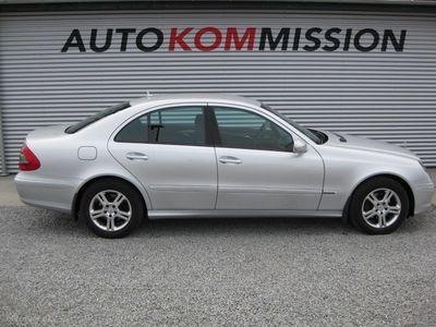 brugt Mercedes E220 2 CDI Elegance 170HK Aut.