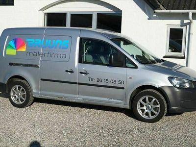 brugt VW Caddy Maxi TDi 140 Van
