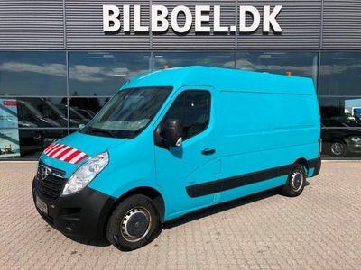 gebraucht Opel Movano 2,3 CDTi 125 Van L2H2