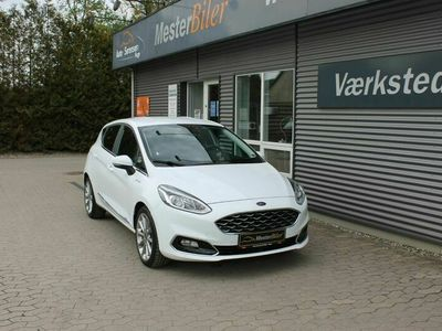 brugt Ford Fiesta 1,0 EcoBoost Vignale aut.
