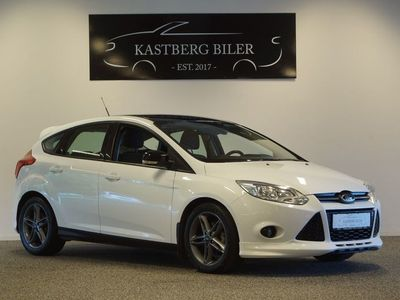 brugt Ford Focus 1,6 TDCi 95 Edition