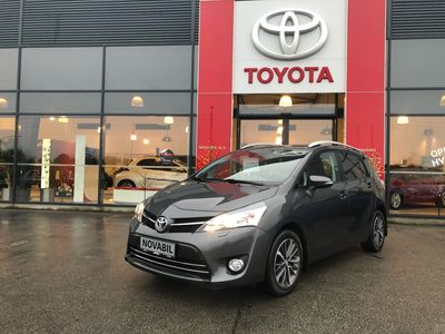 brugt Toyota Verso 7 pers. 1,8 VVT-I T2 Limited 147HK 6g