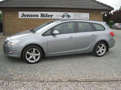 brugt Opel Astra 4 T 140 Enjoy ST