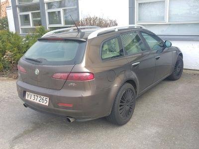 käytetty Alfa Romeo 159 2.4 200 HK Lusso