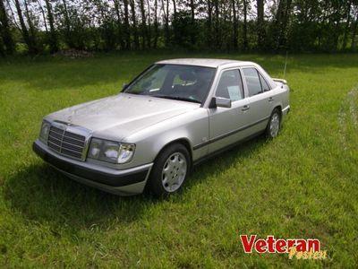 brugt Mercedes 300 Mercedes Benz 124D 6 cyl